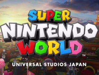 Nintendo world universal studios Japan