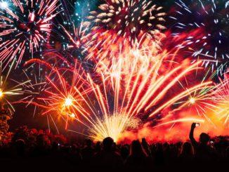 Vuurwerk - fireworks
